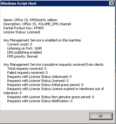 FAQ: MS Office 2013 KMS and Volume License Activation