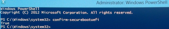 confirm-SecureBootUEFI