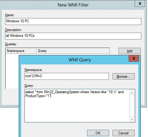 wmi code query in gpo