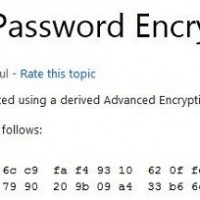 32 byte AES key for encrypt passwords in GPP