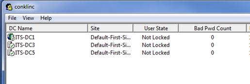 Microsoft Account Lockout and Management Tools