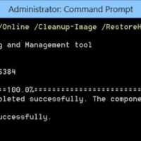 Dism.exe /Online /Cleanup-Image /Restorehealth