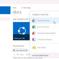 Office Web Apps docs