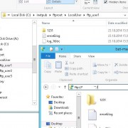 ftp user home folder is isolated