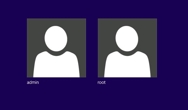 Hide user  from Welcome Screen Windows 8