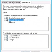 Windows Server 2012 R2 support only smb 2 driver