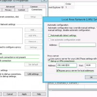 Configure Internet Explorer 10 / 11 proxy settings using GPO in Windows 2012