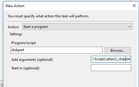 diskpart mount vhdx using txt script