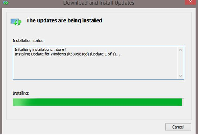 Kms server update to support windows 10 activation windows os hub install update kb3058168 ccuart Images