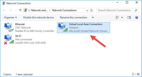 How to Create a Wi-Fi Hotspot on your Windows 10 PC