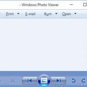 Restore Photo Viewer Windows 10