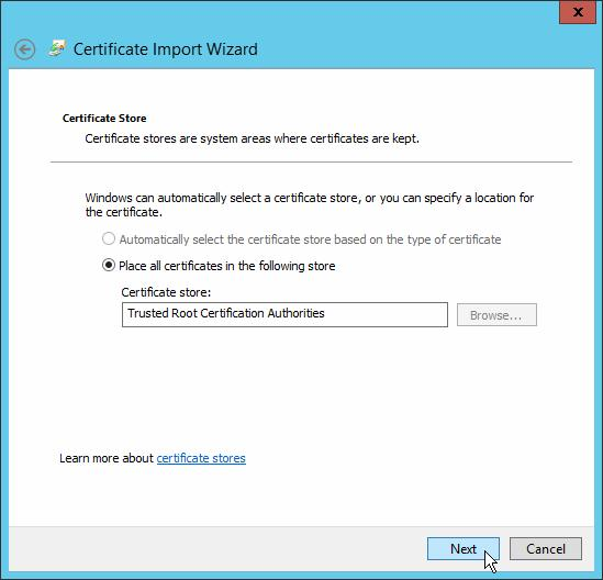 How To Deploy SSL Certificate On A Computers Using GPO