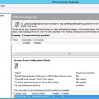 rd licensing diagnoser