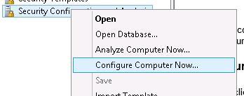 Configure Computer Now