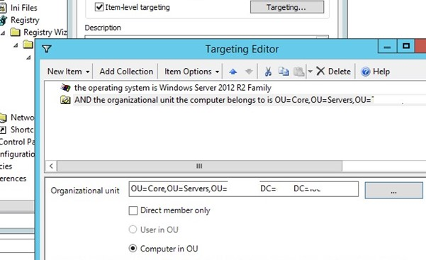 How to Add, Edit, Deploy and Import Registry Keys through