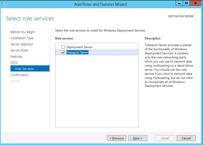 How to Install TFTP Server on Windows Server 2012 R2