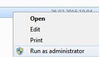 reset windows update script: run as admin