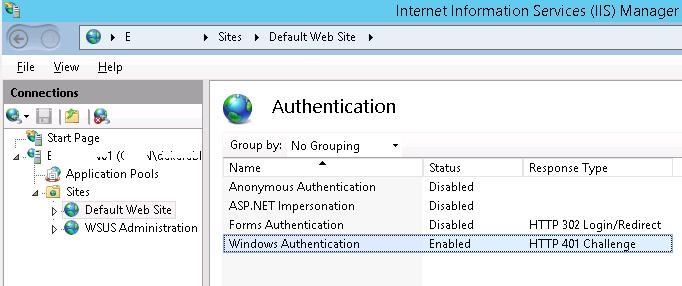 Configuring Kerberos Authentication on IIS Website | Windows