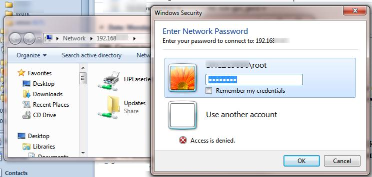 Enable Remote Access to Admin Shares in WorkGroup | Windows