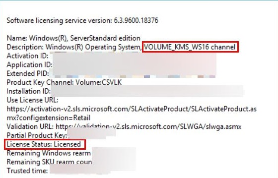 Activating Windows Server 2016 with KMS Server | Windows OS Hub