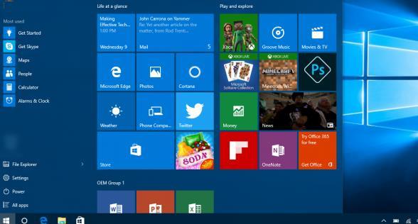 Managing Start Layout and Taskbar Pinned Apps Using GPO | Windows OS Hub