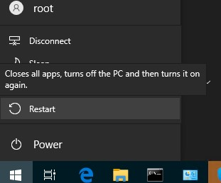 force boot into winre from windows 10