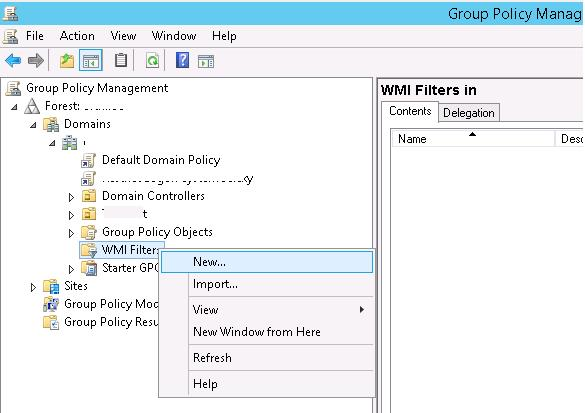 Using WMI Filter to Apply Group Policy to IP Subnet | Windows OS Hub
