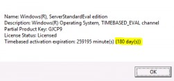 How to Upgrade Windows Server 2019/2016 Evaluation to Full Version