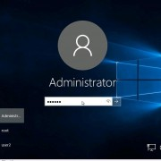 show all users on Windows 10 login screen