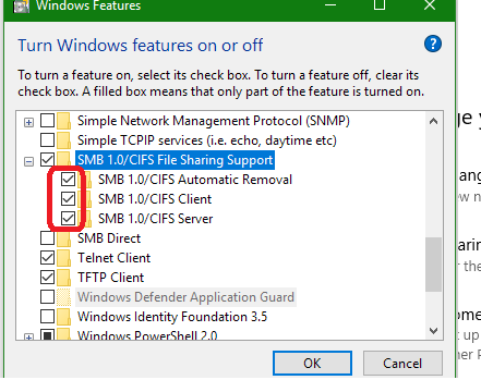 how to turn on network discovery windows server 2016