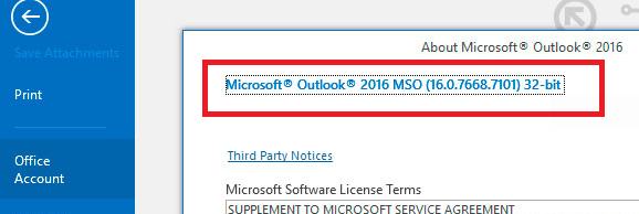 How to Check the Office 2016 / Office 365 License Activation