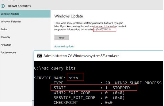 Complete List of Windows Update Error Codes | Windows OS Hub