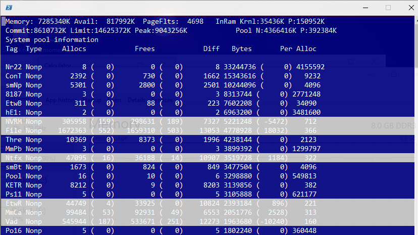 Huge Memory Usage in Non-Paged Pool in Windows | Windows OS Hub
