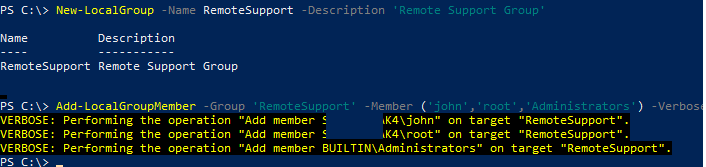 Managing Local Users and Groups with PowerShell | Windows OS Hub