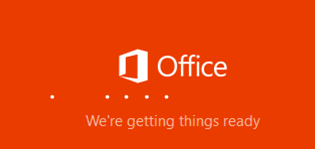 install office 2019 in enterprise netfork using customization xml file