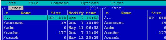 bashrc change directory and run program