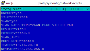 ifcfg-vlan config file on lixnu