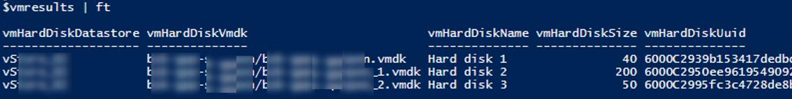 vmware powercli - get vmdk uuid