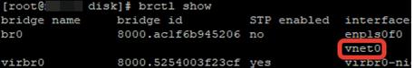 Configure KVM Networking