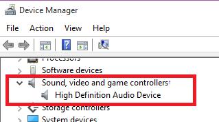 High Definition Audio Device on vmware virtual machine