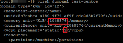 How to add memory, vCPU, hard disk to Linux KVM virtual machine?