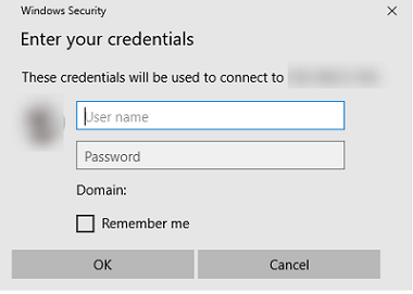 basic authentication - windows security prompt